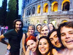 learn Italian in Rome