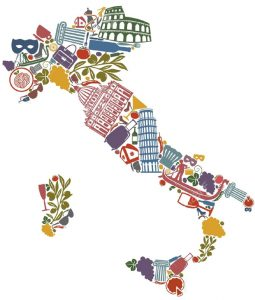 where to holiday in Italy