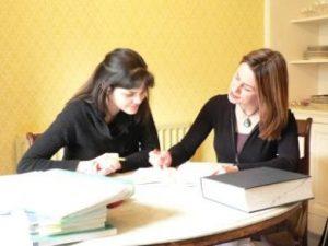 private Italian classes in London