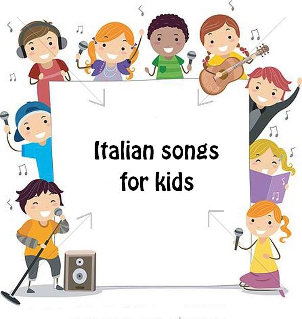 Italian songs for kids