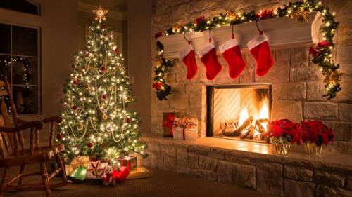 Merry Christmas in Italian
