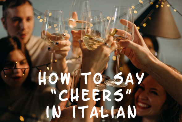 how to say cheers in Italian