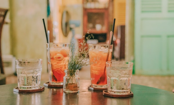 drinks in italy