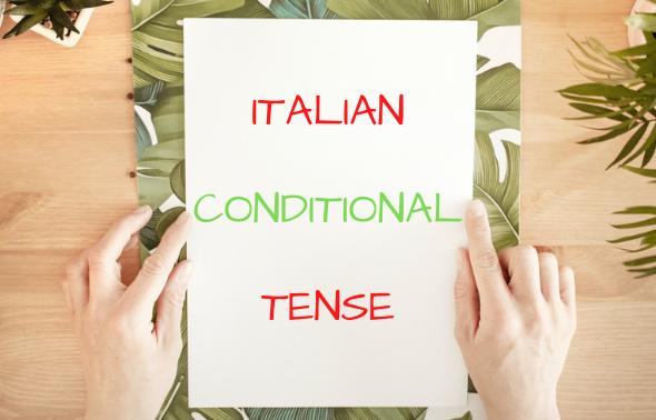 Italian conditional tense